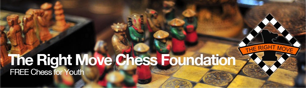 The Right Move | Free Chess for Youth